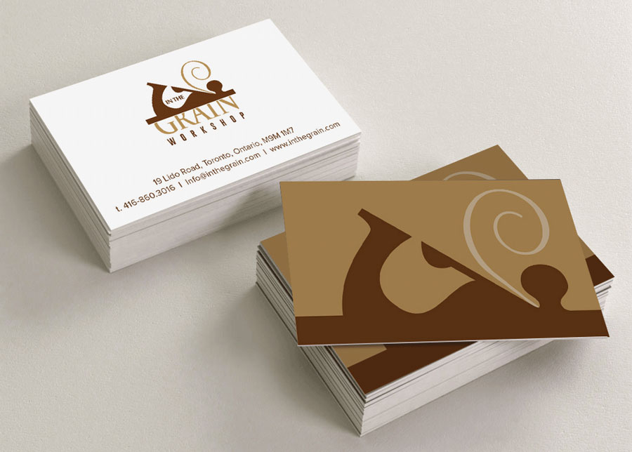 4 custom logo 500 business cards techlogical consulting web design niagara st catharines colourmoves